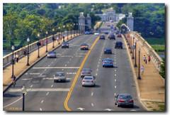 Arlington Memorial Bridge (Jersey JJ) Tags: bridge arlington virginia dc washington nikon focus memorial district funky columbia potomac selective d300 photomatix tonemap