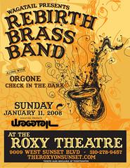Rebirth Brass Band 1/11