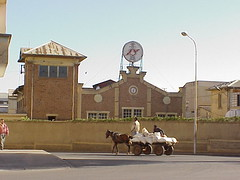 Eritrean Electricity Authority, Asmara