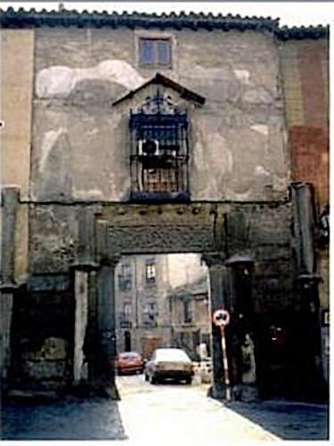 Corral de Don Diego en los años 80