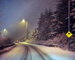 snowy I-90 onamp