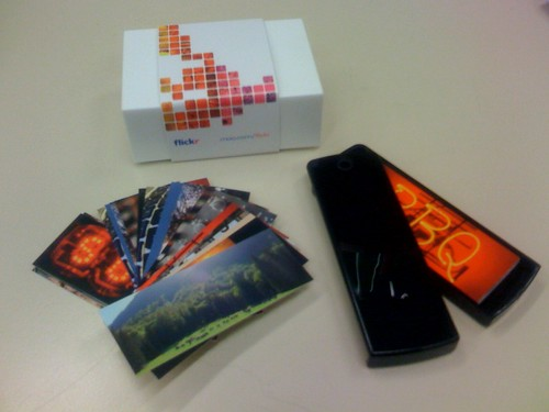 More Moo cards!