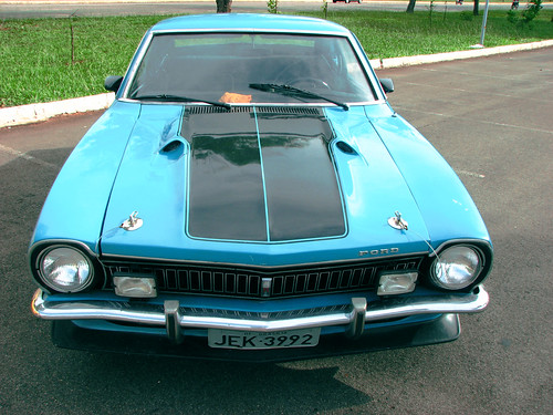 Ford Maverick. Ford Maverick GT - Brasil