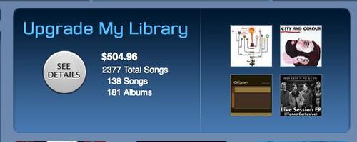 iTunes actualizar  plus