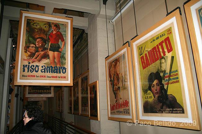Museo del Cine. © Paco Bellido, 2009