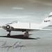 X-4 / GEORGE COOPER / NACA TEST PILOT