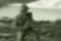 Battle Front (jrandallc) Tags: blackandwhite bw macro monochrome delete10 delete9 delete5 delete2 delete6 delete7 save3 delete8 delete3 save7 battle delete delete4 save save2 save4 save5 save6 unseenwar greenarmymen raynoxdcr250