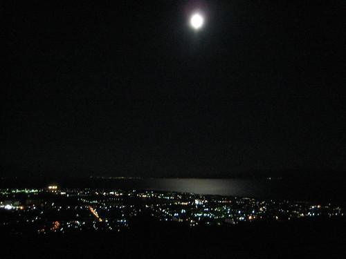 日本平からの夜景