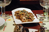 Mushrooms with Garlic (su-lin) Tags: barcelona food restaurant tapas catalana cerveseria