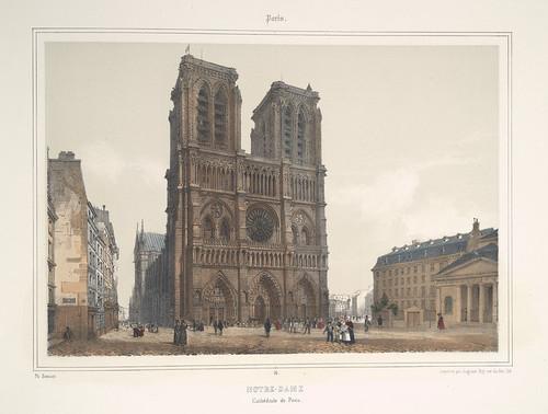 012- Paris- Notre Dame 1858