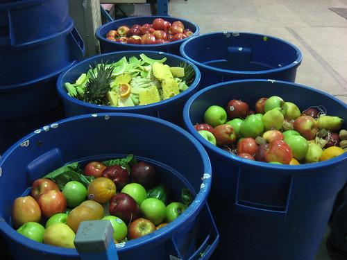 Coborn's Delivers Damaged-Fruit Buckets