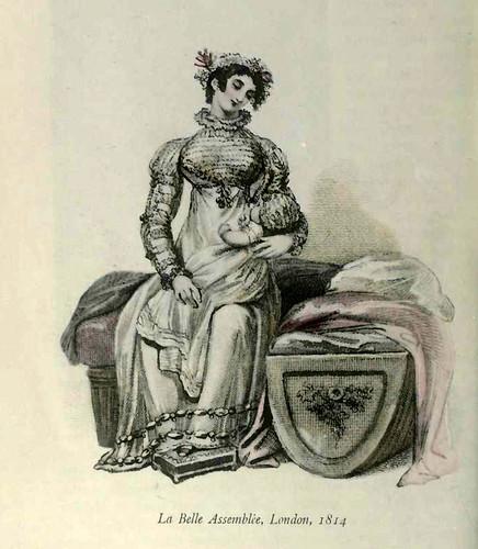 18- Moda principios del XIX
