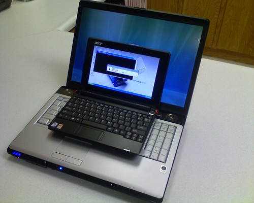 Acer Aspire One Netbook first impressions