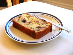 French Cake aux Fruits