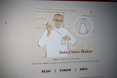 [21/365] - Twin Cities Maker (by Pyrodogg)
