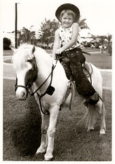 when i was a cowgirl (elaine layabout) Tags: pony elaine cowgirl cowboyhat chaps layabout elainelayabout