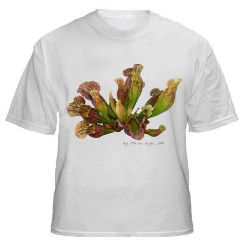 Sarracenia T-Shirt