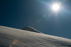 Snow & Sun ... (medXtreme) Tags: acg wallis riederalp bettmeralp panoramaweg moosfluh hohfluh lightiq panoramicwalkway