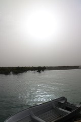 Harra Jungle - Qeshm(Gheshm) Island (Nima A.) Tags: sea canon landscape island boat persiangulf qeshm gheshm eos50d harrajungle yourcountry efs18200mmf3556is