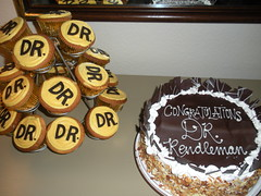 Dr. Rendleman's dessert (Josef's Vienna Bakery) Tags: vienna birthday food cake dessert cupcakes marisa sweet chocolate nevada graduation tahoe tasty cheesecake bakery reno congratulations sparks hess josefs marisahess