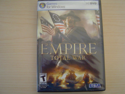 Empire: Total War -- Free Stuff Friday - 5/29/09