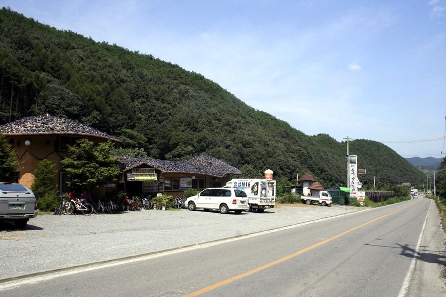 Hwangt'ae gui restaurant