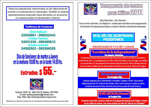 TPT Extension 2011 COLEGIOS