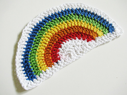 Rainbow Cloth