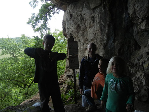 May 27 2011 Miller Cave Clark Shanna Cal Lee