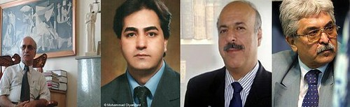 Khalil Bahramian, Mohammad Oliyaeifard , Ghasem Sholeh Saadi, Mohammad Seyfzadeh