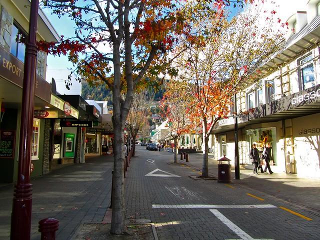 New Zealand Restaurants Queenstown