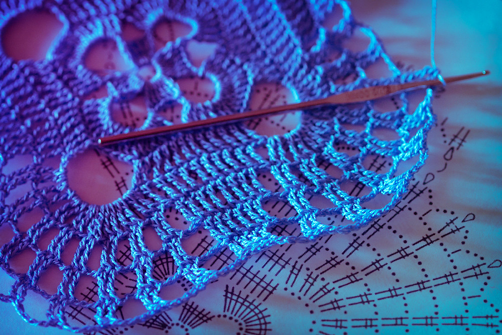 Cross Process 22/30:  Crochet