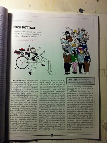 Maisonneuve Magazine by Michael C. Hsiung