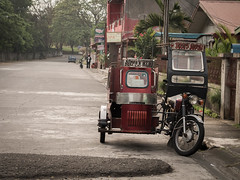 Tricycle (seasonal wanderer) Tags: tricycle philippines transportation canlubang vision:text=0575 vision:outdoor=0965 vision:car=0608