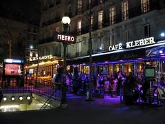 Café Kleber @ Trocadéro