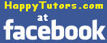 Join HappyTutors.com on Facebook!