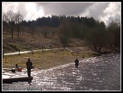 Usk Reservoir March 2008