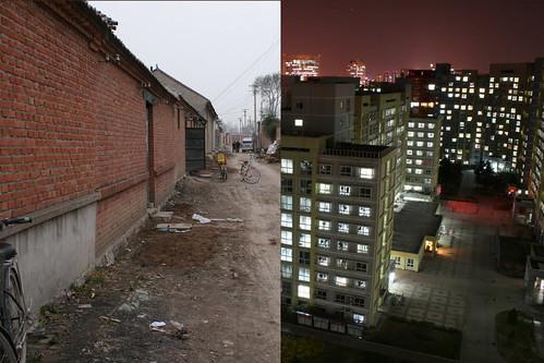 北京河北衝擊