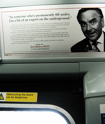 Bob Monkhouse (a)Live on the Tube