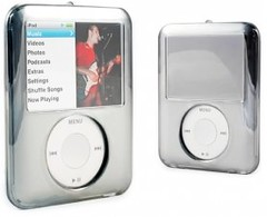 Apple 3G iPod nano 4GB and 8GB Series Echo Mirror Case – Apple Echo Mirror Case - Proporta