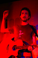 Frank Turner, The 100 Club, London - 23 April 2008 (Jacqui Sadler) Tags: 100club frankturner lastfm:event=473267