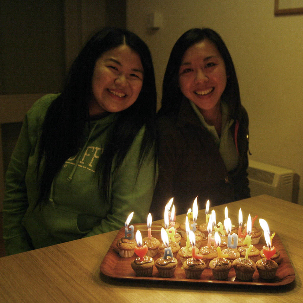 Day 214: Birthdays