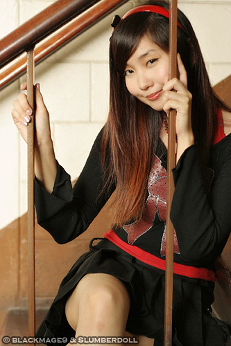 Lovely Alodia