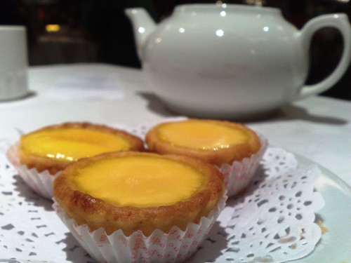 Mini Egg Tarts