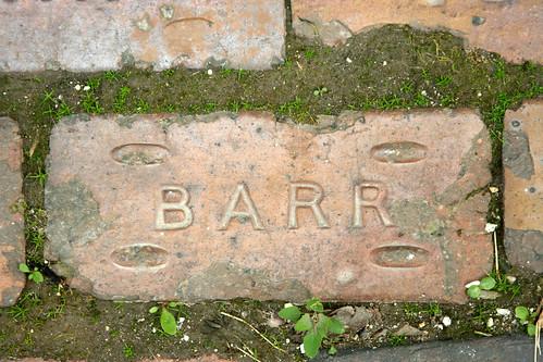 Barr Paver