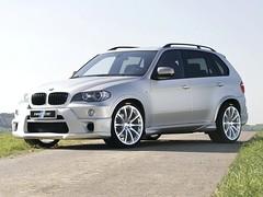 Hartge Body Kit for E70 BMW X5 6