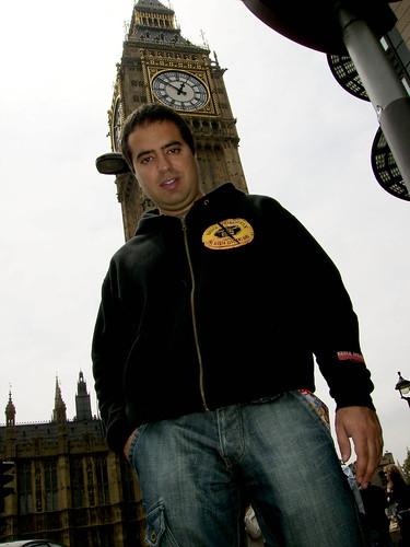 Londres 034 - Nacho y el Big Ben