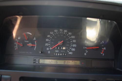 89 Volvo 240 Wagon. 1989 Volvo 240 2.3L N/A 5