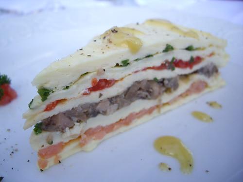 Emu Egg Omelette