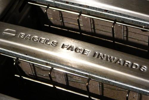 Bagels Face
